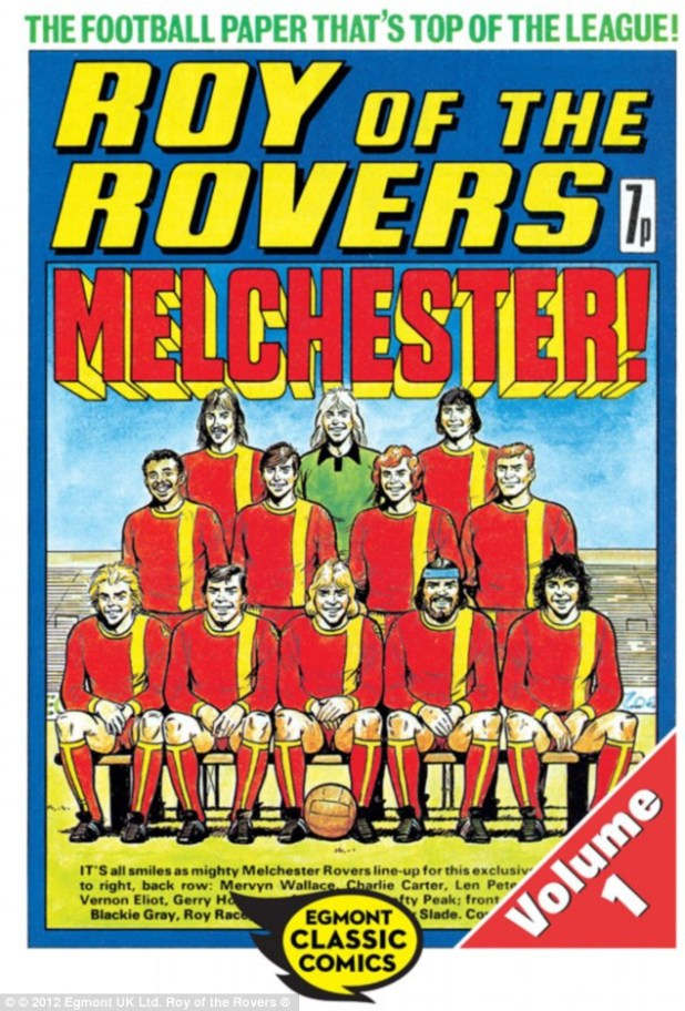Roy of the Rovers: Classic Comics Volume One