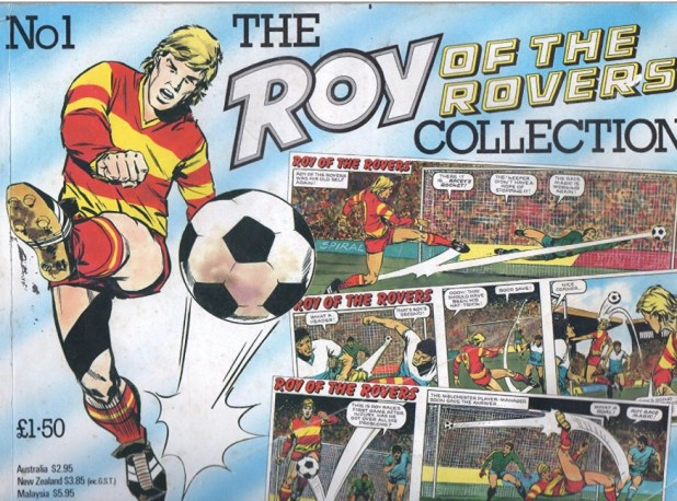 The Roy of the Rovers Collection Number One