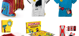 Beano Top Trumps Released, joins massive line of new merchandise in time for Christmas