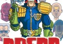 Judge Dredd unofficial animated short film poster by Alex Ronald revealed