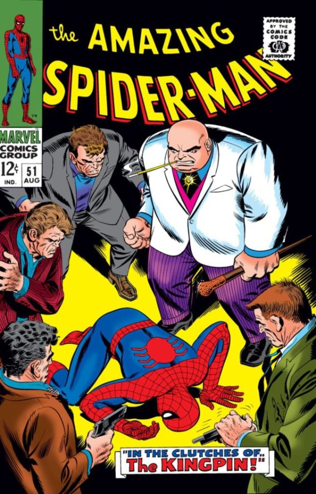 Amazing Spider-Man #51