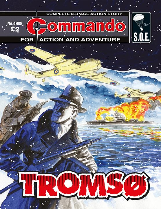 Commando 4989 – Tromsø