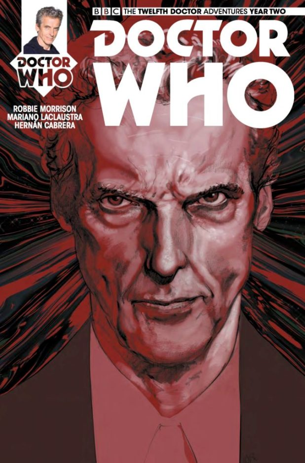 Doctor Who: The Twelfth Doctor Year 2 #13 Cover A by Simon Fraser