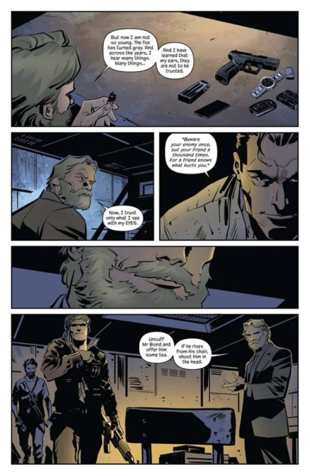 James Bond - Hammerhead #4 - Page 5