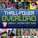 Thrill-Power Overload - 2017 Cover