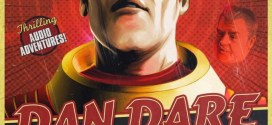 New Dan Dare Audio Adventures promo released for second volume of new audio stories
