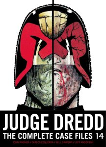Judge Dredd: Case Files 14 (US edition)