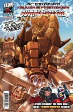 Transformers Dreamwave #11