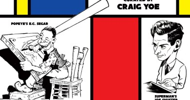 Drawing and Life Lessons from Master Cartoonists