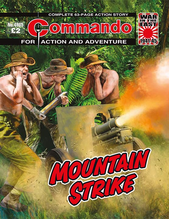 Commando 4985 – Mountain Strike