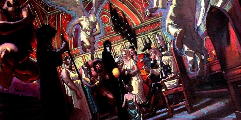 Tributes to comics artist John Watkiss, who has died, from fellow creators and fans