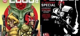 Beyond 2000AD Celebration Signings Continue This Weekend across the UK