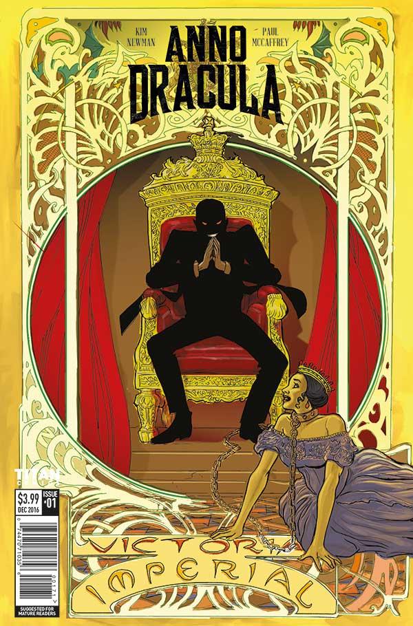 Kim Newman's Anno Dracula Issue #1 Cover E - Mike Collins