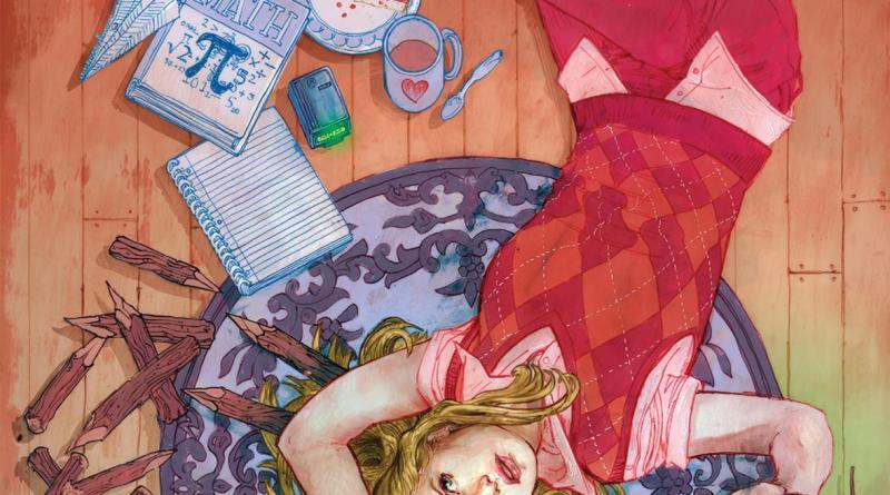 Buffy: The High School Years—Parental Parasite