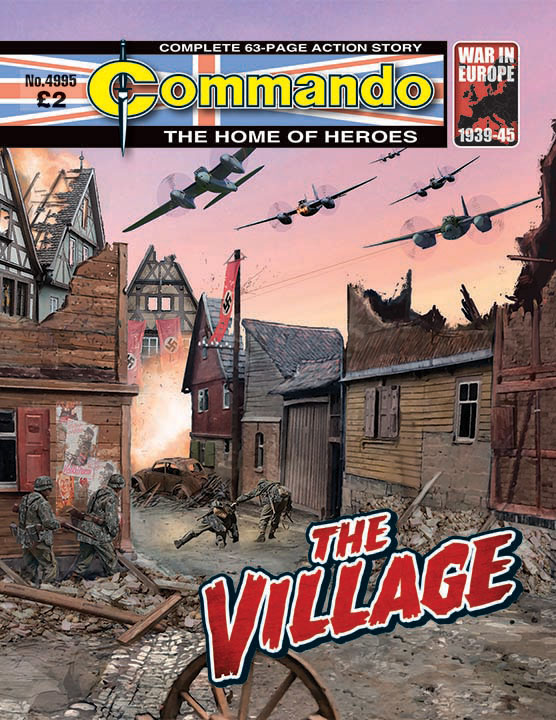 Commando 4995 – The Village