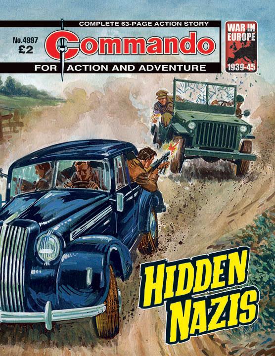 Commando 4997 – Hidden Nazis