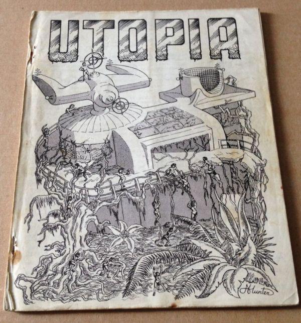 Utopia/ Valhalla Issue One