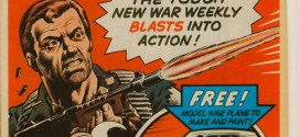 "Marvel UK's short-lived war comic ""Fury"" recalled"