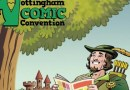 October date for 2017 Nottingham Comic Convention announced