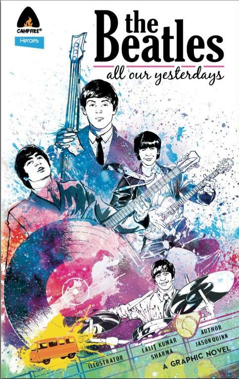 The Beatles: All Our Yesterdays - Cover