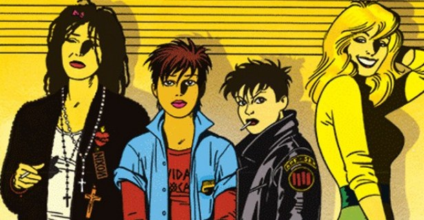 """New Comics added to SEQUENTIAL app, including """"Meanwhile"""", """"Love and Rockets"""""""