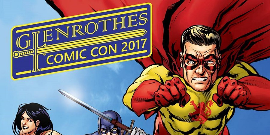 A New Comic Con Comes To Glenrothes In June