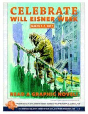 Will Eisner Centennial Week 2017