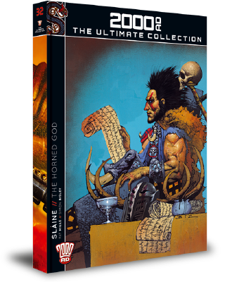 2000Ad - The Ultimate Collection - Slaine - The Horned God