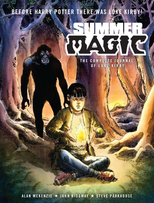 Summer Magic: The Complete Luke Kirby Journal