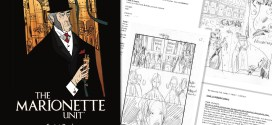 """Marionette Unit"" Script Book Released"