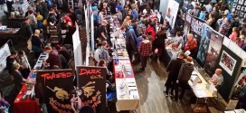 Leamington Comic Con on Saturday
