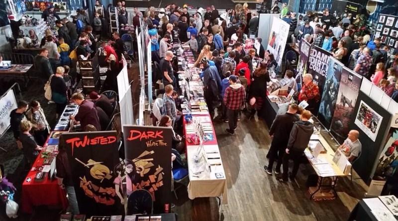 Leamington Comic Con 2016