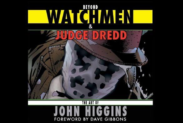 The Art of John Higgins - Cover