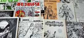 Classic UK Comic Zines Site adds rare 1970s conventions booklets to growing archive