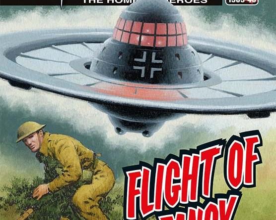 Commando 5011 - Flight of Fancy