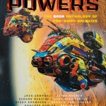 Cosmic Powers Anthology Cover