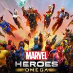 Marvel Heroes Omega - Key Art
