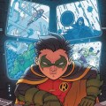 The cover of Teen Titans Volume 6 #5. Art by Chris Burnham