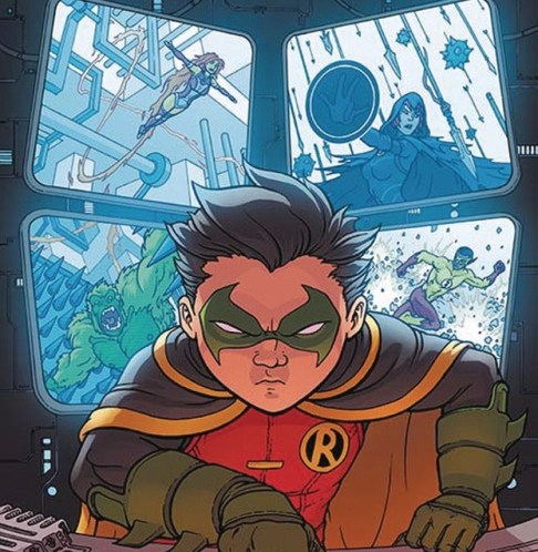 DC announces Teen Titans live action show for new streaming service