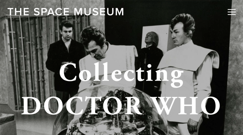 The Space Museum - Collecting Doctor Who Promo