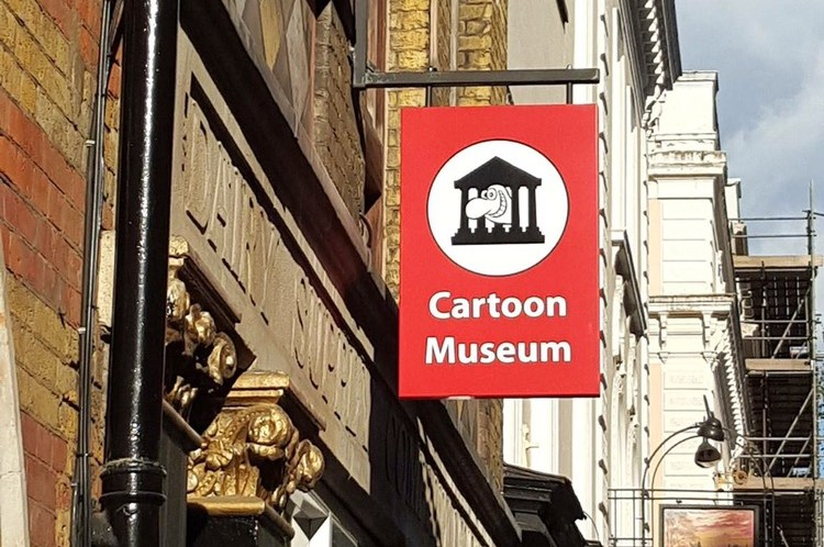 London's Cartoon Museum seeks Comics Creators Project Volunteer