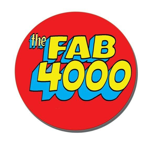 The Fab 4000 logo