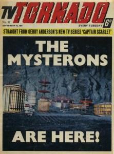 TV Tornado Issue 36 - Cover