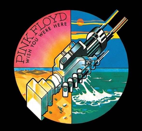 Pink Floyd: Wish You Were Here cover by George Hardie