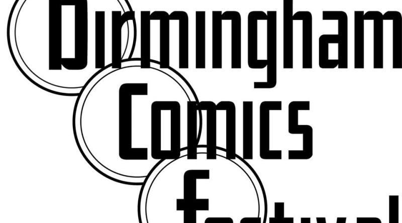 Birmingham Comics Festival - Logo