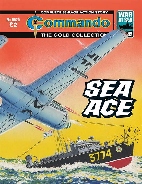 Commando 5020: The Gold Collection: Sea Ace