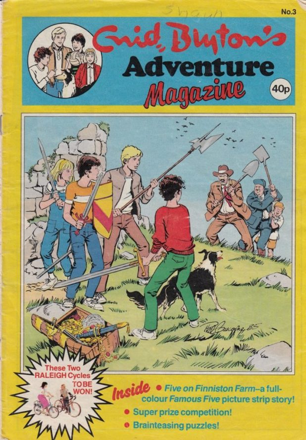 Enid Blyton Adventures Issue Three