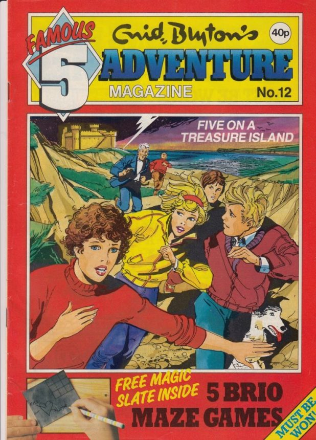 Enid Blyton Adventures Issue 12