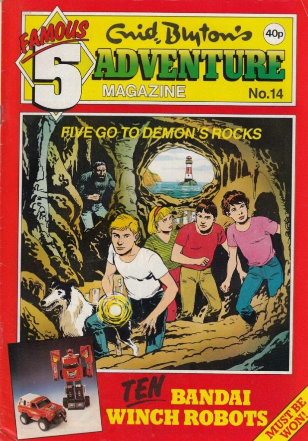 Enid Blyton Adventures Issue 14