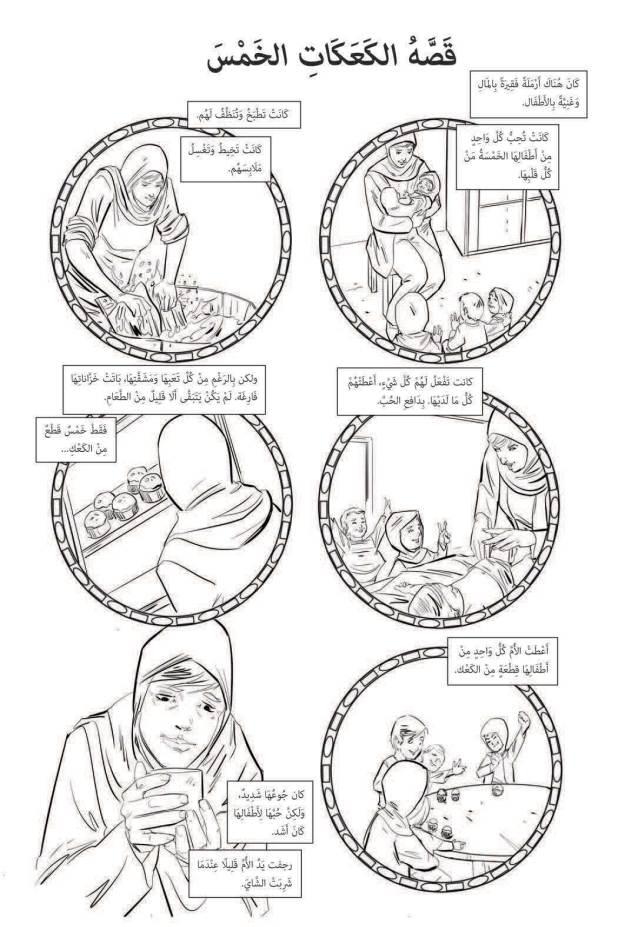 Haawiyat - Sample Art
